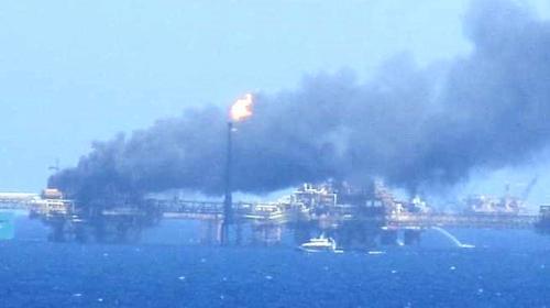 Incendio impedirá a Pemex cumplir meta de producción: Fitch