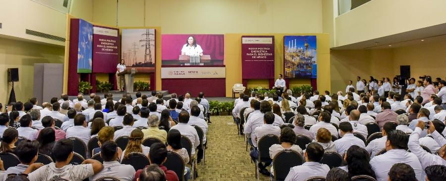 Inician foros de consulta energética, van más a hidrocarburos