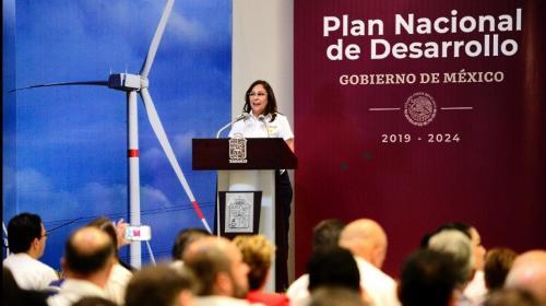 Destaca Sener papel de privados en el sector energético