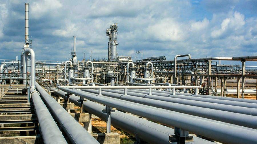 Puntos críticos del gas natural