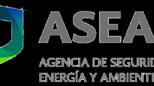 Aclaración de la ASEA