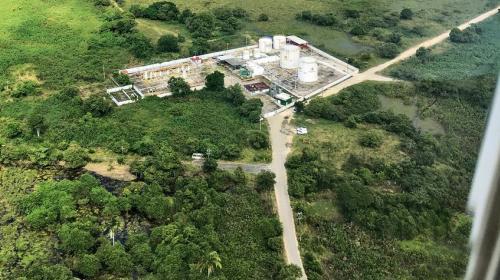 Aprueban plan de DEA Deutsche Erdoel para el campo Ogarrio