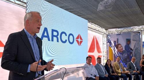 Celebra ARCO llegar a las 130 gasolineras en el país