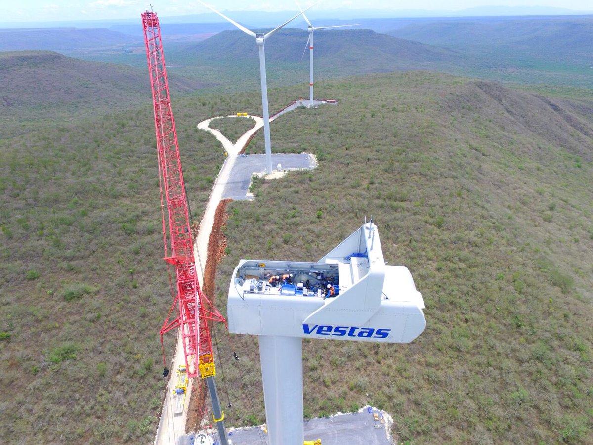 Eólica Tres Mesas IV, de Engie, contará con rotores V150 de Vestas