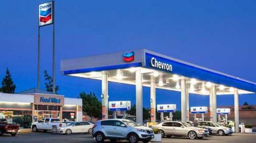 Chevron busca alcanzar las 500 gasolineras para 2021