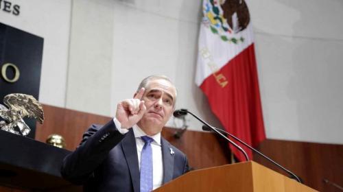 Presentan senadores juicio de amparo contra ternas para la CRE