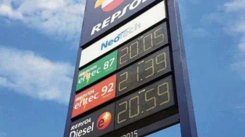 Informe de precios de gasolinas debe incluir variables: Onexpo
