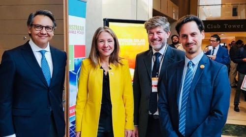 Asolmex y Chile promoverán la energía solar