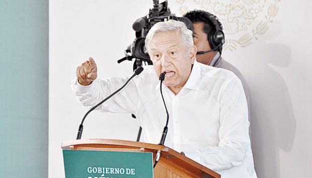 Tramita AMLO defensa del acero mexicano ante Estados Unidos