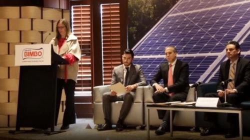 Emite BIMBO primeros certificados de energía limpia