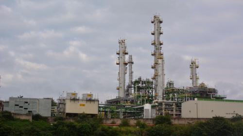Empresa china quiere construir refinería en Veracruz