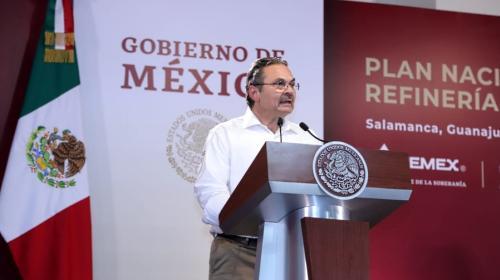 Aumenta 18% producción de gasolinas: Pemex