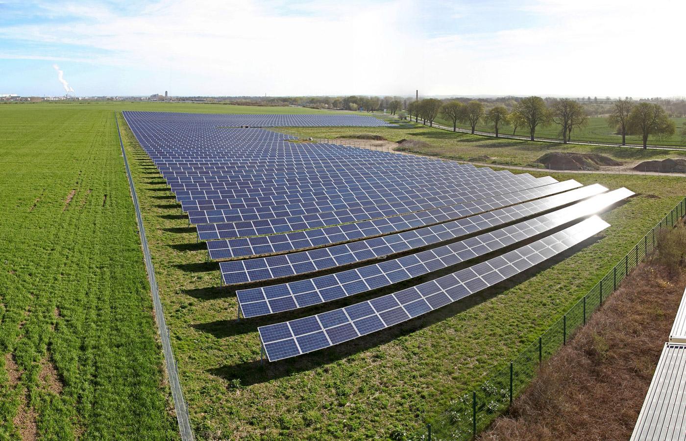 Prodiel y PowerChina construirán parque solar El Llano
