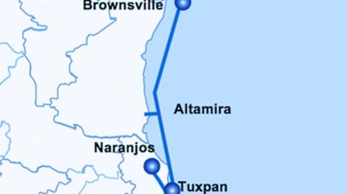 Concluyen TC Energía e IEnova gasoducto Sur de Texas-Tuxpan