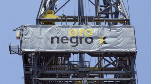 Declaran en quiebra a empresa Oro Negro