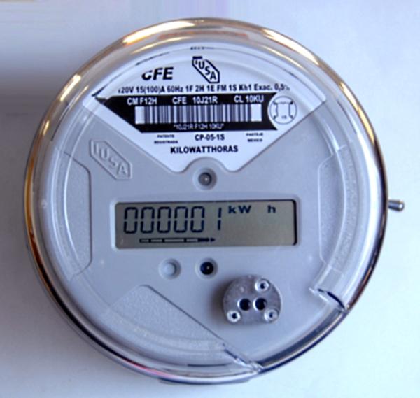 Cofece avala licitación de medidores para la CFE