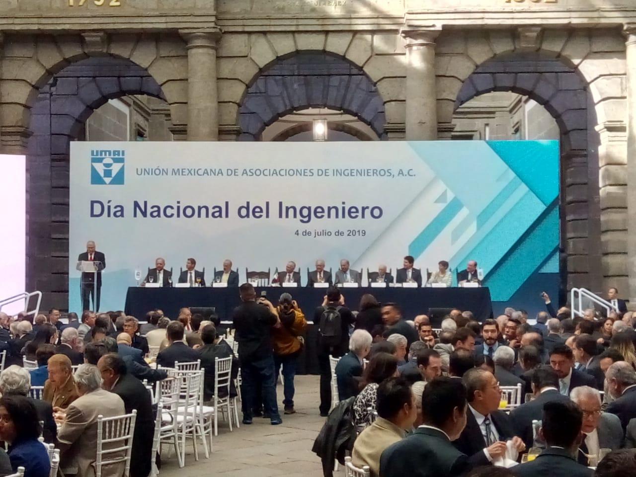 Ingenieros no aceptan la entrega del país: Jiménez Espriú