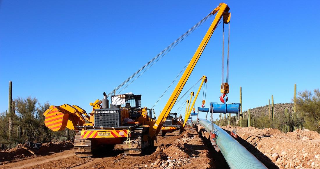 Se instala la mesa de negociación sobre gasoductos