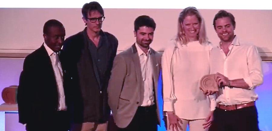 Sistema.bio, exportadora de biodigestores, es premiado en Londres