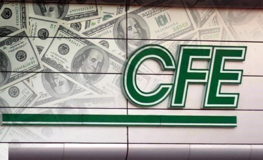 Coloca CFE bono por 615 millones de dls