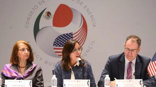 Se reúne Consejo de Negocios en Energía México-EEUU