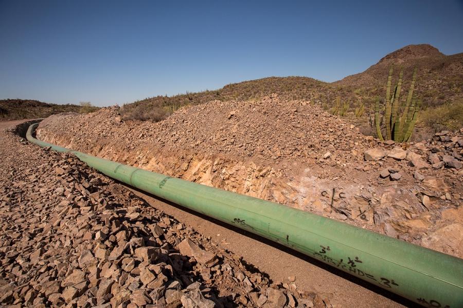 Buscan CFE y empresas entendimiento en tema de gasoductos