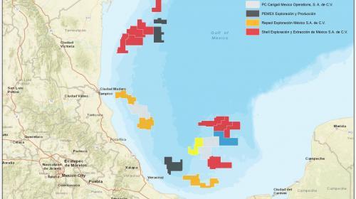 Aprueban a empresas 1,847 millones de dls para explorar aguas profundas