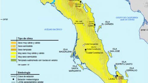 Se reportan apagones en ciudades de Baja California Sur