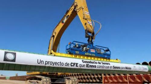 IEnova y CFE evitan fin de contrato de gas; firman convenio de suspensión