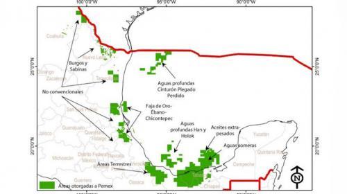 Conservará Pemex áreas otorgadas en la Ronda Cero: CNH