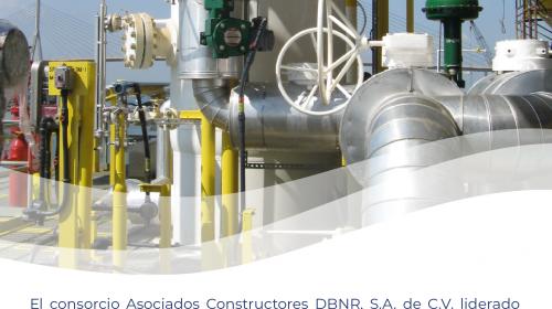 COMMSA, presente en paquetes 2 y 3 de la Refinería Dos Bocas