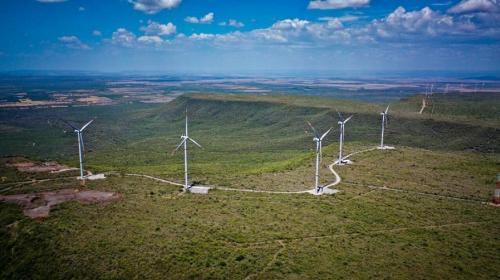 Inaugura ENGIE parque eólico Tres Mesas III